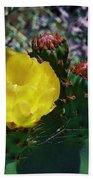 Cactus Blossom 8 Bath Towel