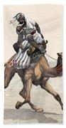 Camel & Rider Bath Towel