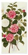 Camellia Bath Towel