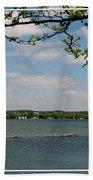 Canandaigua Lake Bath Towel