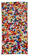 Candy Balls Hand Towel