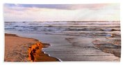 Cannon Beach Painting Hand Towel