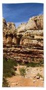 Canyon Castle Bath Towel