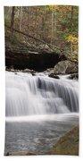 Canyon Waterfall Bath Towel