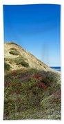 Cape Cod Dune Cliff Bath Towel