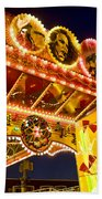 Carnival Ride Hand Towel