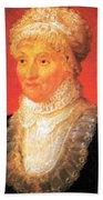 Caroline Herschel, German-british Bath Towel