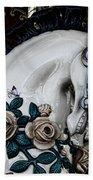 Carousel Horse - 8 Hand Towel
