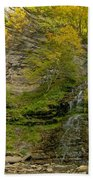 Cathedral Falls West Virginia Bath Towel
