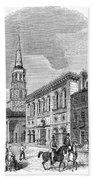 Charleston, 1857 Bath Towel