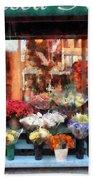Chelsea Flower Shop Bath Towel