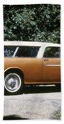Chevrolet, 1957 Bath Towel
