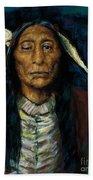 Chief Niwot Hand Towel