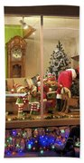 Christmas In Rochester Bath Towel
