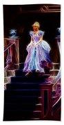 Cinderella Enters The Ball Bath Towel