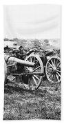 Civil War: Parrott Guns Bath Towel