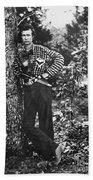Civil War: Soldier, 1861 Bath Towel