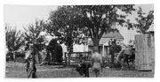 Civil War: Spotsylvania Bath Towel