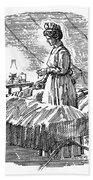 Clara Maass (1876-1901) Bath Towel