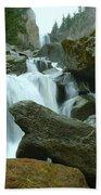Clear Creek Falls Bath Towel