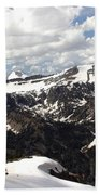 Clear Day On Rendezvous Mountain Bath Towel