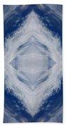 Cloud Abstract Bath Towel