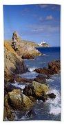 Co Dublin, The Bailey Lighthouse Bath Towel