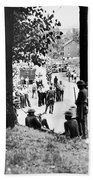 Coal Strike, 1933 Bath Towel