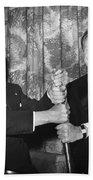 Cobb & Rockefeller, 1960 Bath Towel