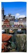 Cobh, Co Cork, Ireland, Cobh Cathedral Bath Towel