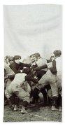 College Football Game, 1905 Bath Towel