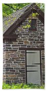 Colonial Stone Ice House Bath Towel