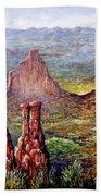 Colorado National Monument Bath Towel