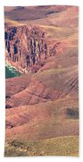 Colorado River Iv Bath Towel