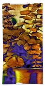 Colored Memories Bath Towel