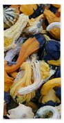 Colorful Mix Of Gords Bath Towel