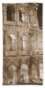 Colosseum Bath Towel
