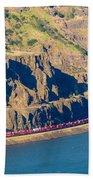 Columbia River Gorge Bath Towel