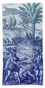 Columbus Arrested Bath Towel