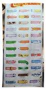Condom Compendium Sign Thailand Bath Towel