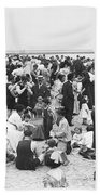Coney Island New York - 1912 Bath Towel
