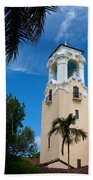 Congregational Church Of Coral Gables Bath Towel