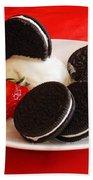 Cookies N Cream Bath Towel