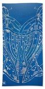 Corset Patent Series 1905 French Bath Towel