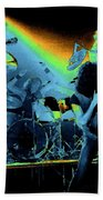 Cosmic Derringer Electrify Spokane 2 Bath Towel