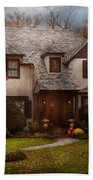 Cottage - Westfield Nj - The Country Life Bath Towel