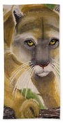 Cougar Bath Towel