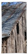 Country Barn Bath Towel