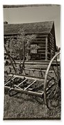 Country Classic Monochrome Hand Towel