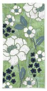 Country Spa Floral 2 Bath Towel